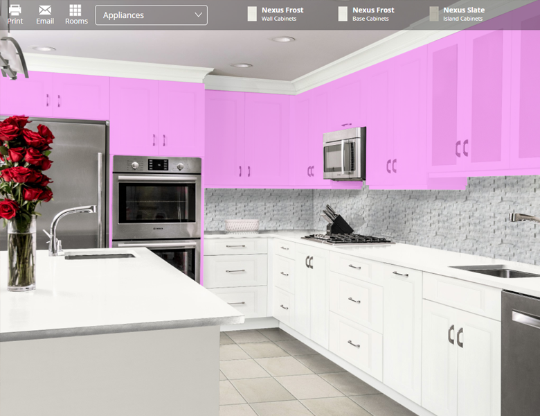 Kitchen Visualizer Tool